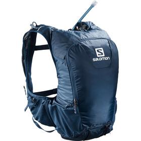 Salomon Skin Pro 15 Backpack Set poseidon/night sky